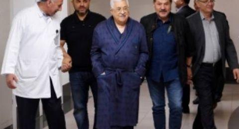 الرئاسة الفلسطينية تعلن تأجيل خروج الرئيس من المستشفى