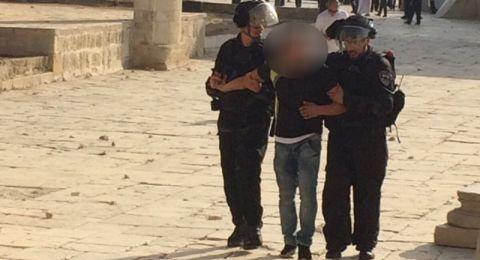 حملة اعتقالات واسعة في الضفة والقدس