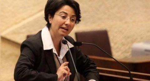 زعبي تتوجه للمستشار القانوني للحكومة بفتح تحقيق في قضية استشهاد الأسير عويسات