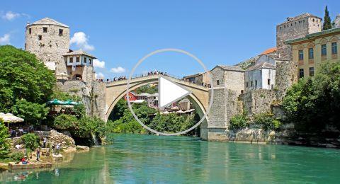 زيارة سياحية مغرية إلى البوسنة والهرسك