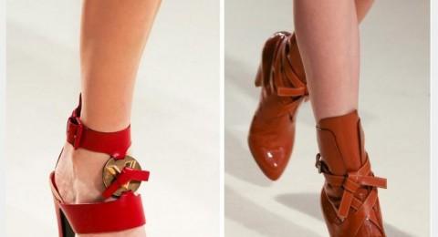 من أسبوع الموضة في باريس: إليكِ موضة الأحذية لشتاء 2015!