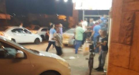 طمرة: اصابة رجل بجراح متوسطة اثر تعرضه لإطلاق نار