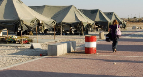 النقب: إصابة 12 جنديًا إسرائيليًا خلال مناورة