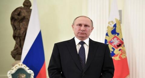 بوتين يهنئ مسلمي روسيا بعيد الأضحى المبارك