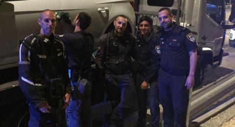 القدس: اعتقال شابين بشبهة سرقة السيارات