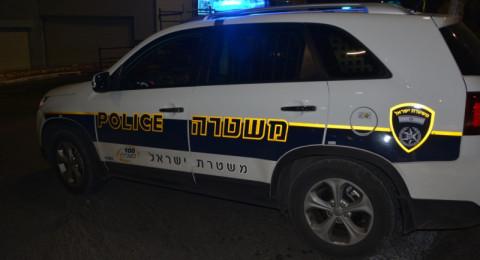 سطو مسلح على سيارة شاب في عبلين