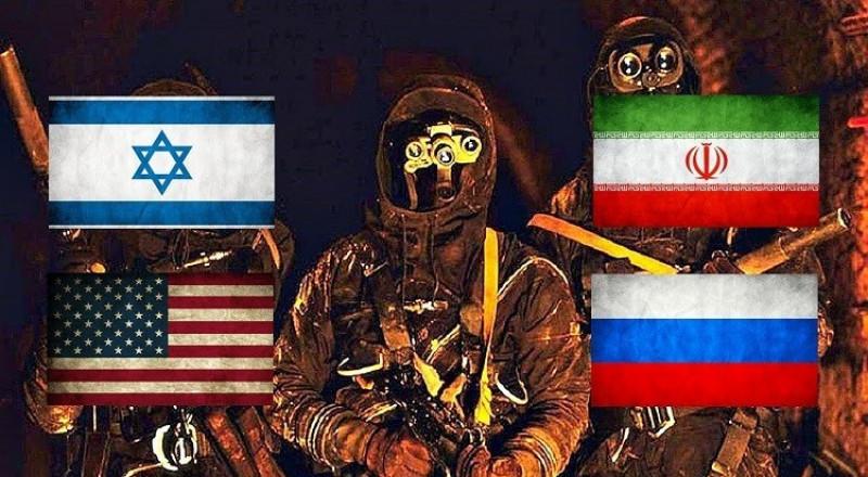 روسيا والولايات المتحدة تتركان إسرائيل وحيدة في مواجهة إيران