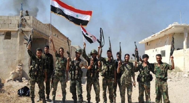 الجيش السوري يقضي على أقوى فصيل لـ
