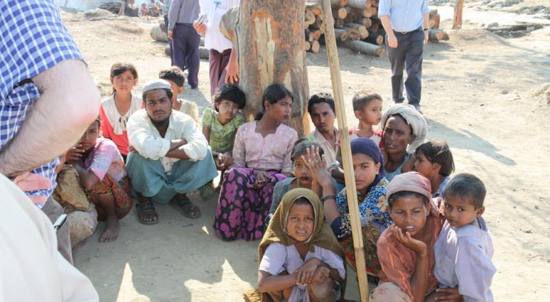انتشال 20 جثة للاجئين من الروهينغا في بنغلاديش
