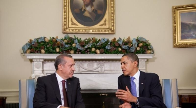 """أردوغان يعتبر اتهام حراسه الشخصيين في واشنطن """"فضيحة"""""""