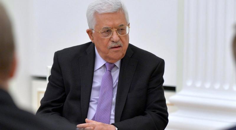 الرئيس الفلسطيني يصل أنقرة في زيارة رسمية