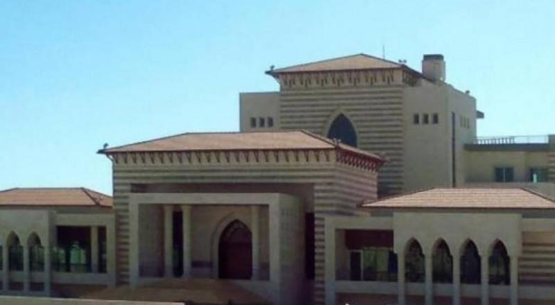 عباس يحول قصر الضيافة لمكتبة