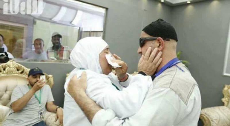 لم شمل فلسطينيين من غزة في مكة المكرمة بعد فراق 15 عاما