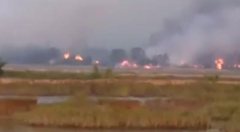 حرق 2600 منزل لمسلمي الروهينغا