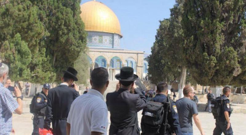 الأردن يدين اقتحام عضوين من الكنيست للمسجد الأقصى