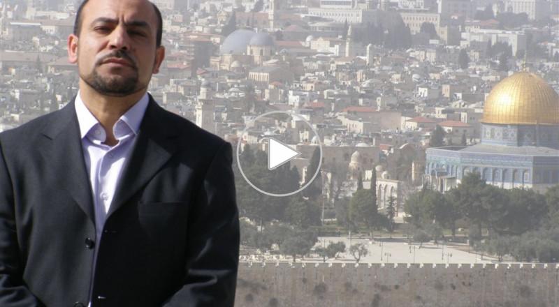 النائب مسعود غنايم: الأقصى حق للعرب والمسلمين وليس مسرح إنتخابي لنتنياهو.