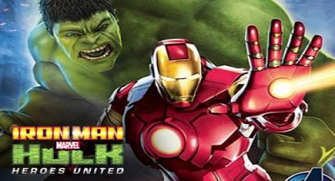 Iron Man & Hulk: Heroes United مدبلج