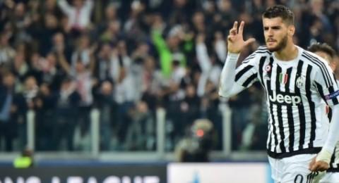 موراتا يسجل رقماً تاريخياً مع يوفنتوس في دوري أبطال أوروبا
