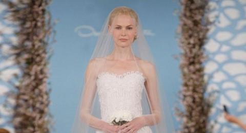 أجمل فساتين الأعراس لربيع 2014