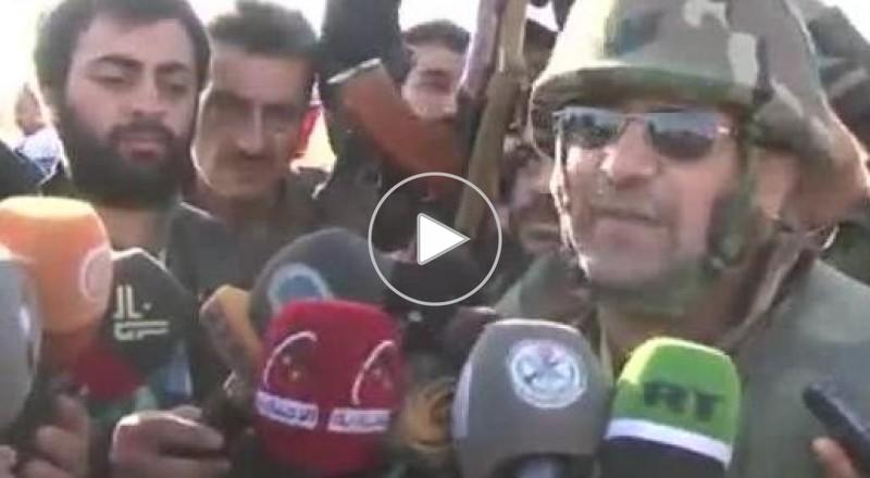 الجيش السوري يتقدم في ريف دمشق