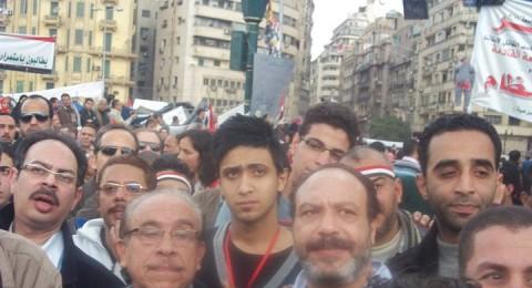 خالد صالح يتهم التلفزيون المصري بالكذب في تغطية أحداث التحرير