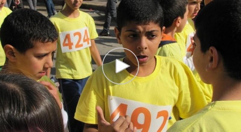 يافة الناصرة تركض في سباق مليء بالحماسة