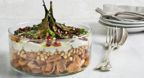 الماستر شيف د. نوف عثامنة – اسماعيل تستحضر المطبخ الشامي العربي في حيفا