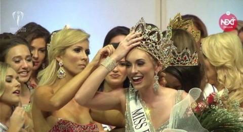 فيديو: ملكة جمال تتعرض لموقع محرج جدًا لحظة تتويجها