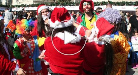 بهجة وفرحة الميلاد في بيت لحم