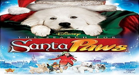the search for santa paws مدبلج