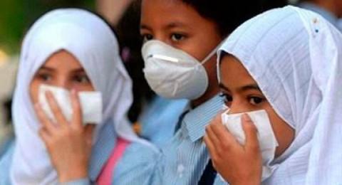 وفاتان و54 إصابة بانفلونزا الخنازير في الضفة الغربية