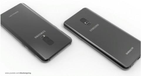 مواصفات مميزة لهواتف Galaxy S9 و S9+ المرتقبة