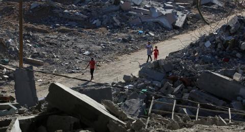 ملادينوف يحذر: غزة على وشك