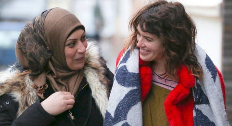 لينا هيدي في ضيافة عائلة سوريّة