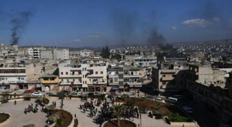 عفرين: تركيا تستخدم النابالم المحرم دولياً في قصف المدينة