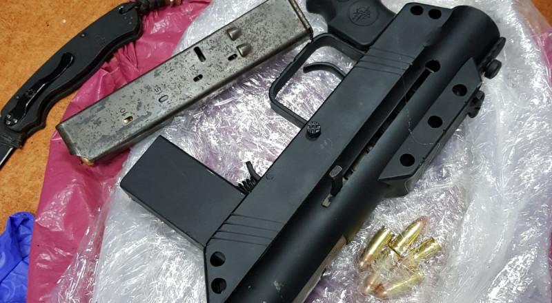ضبط أسلحة واعتقال مشتبهين في وادي عارة