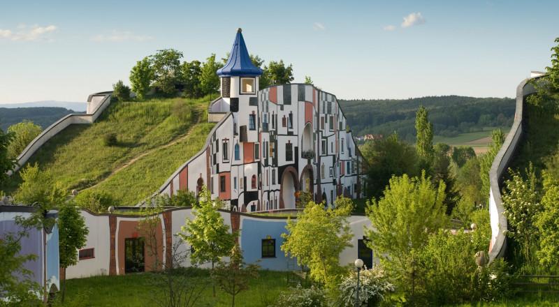 تعرفوا على فندق روغنر-باد باوماو، النمسا