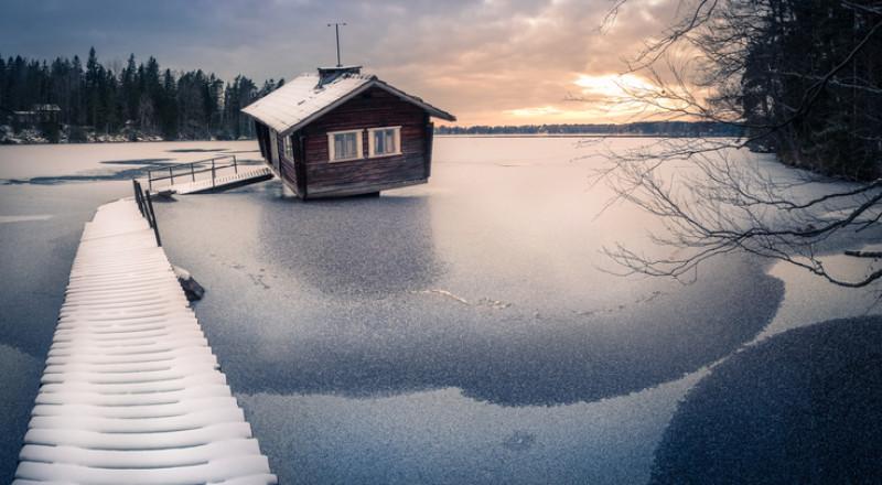 تعرفوا على أروع الوجهات السياحية الشتوية في أوروبا