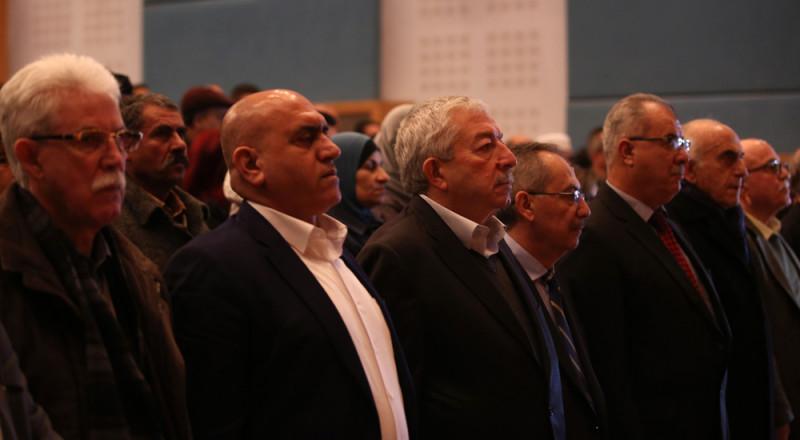 مهرجان مهيب في نابلس احياء ليوم الدعم العالم لحقوق جماهيرنا الفلسطينية في الداخل