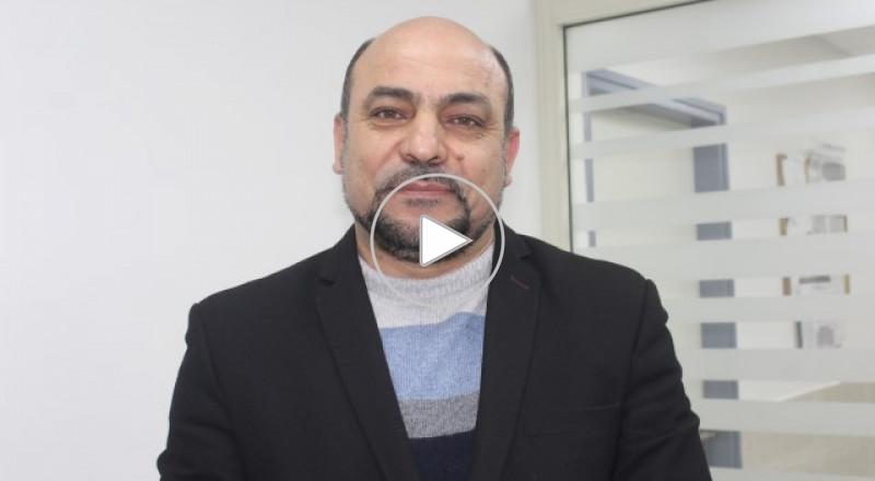 النائب مسعود غنايم