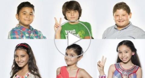 6  مواهب تنتقل إلى الحلقة الأخيرة من The Voice kids