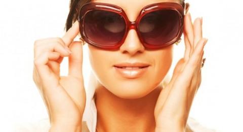 النظارات الشمسية، تعلمي إختيارها