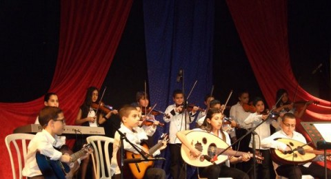 جمعية الكرمل للموسيقى تحتفل ب