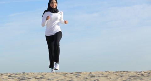 جدول يظهر افضل وقت للرياضة في رمضان!