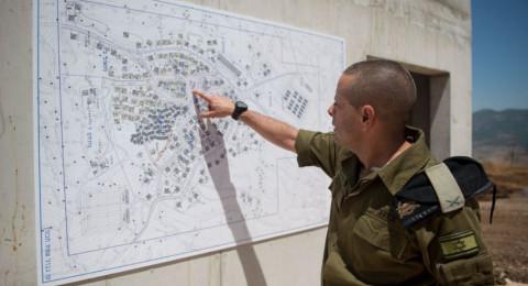 الجيش الإسرائيلي يستعد للتدريب على محاكاة احتلال قرى لبنانية