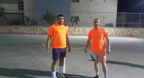 انطلاق دوري رمضان لكرة القدم المصغرة في قرية ام الغنم