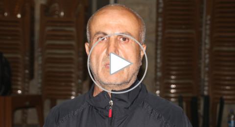 الأسير كريم يونس، خسر من وزنه 20 كيلو خلال الإضراب .. شقيقه يتحدث لـ