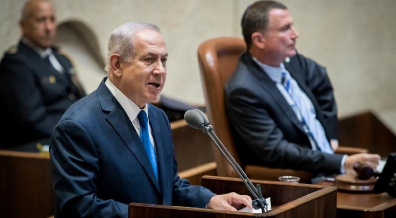 نتنياهو يتعهد بإبقاء السيطرة على الضفة بأي اتفاق مستقبلي