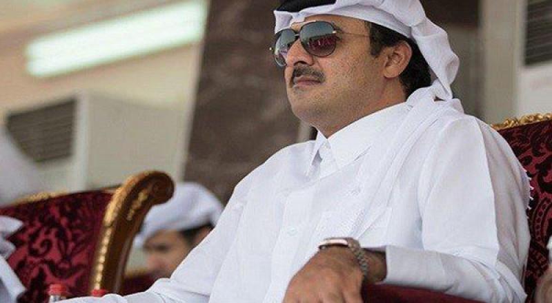 """7 عقوبات شديدة تنتظرها قطر بعد تصريحات """"تميم"""""""