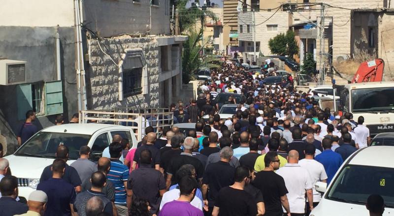 جلجولية : ضبط اسلحة واعتقال مشتبه والشرطة تؤكد